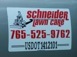 Schneider Lawn Care